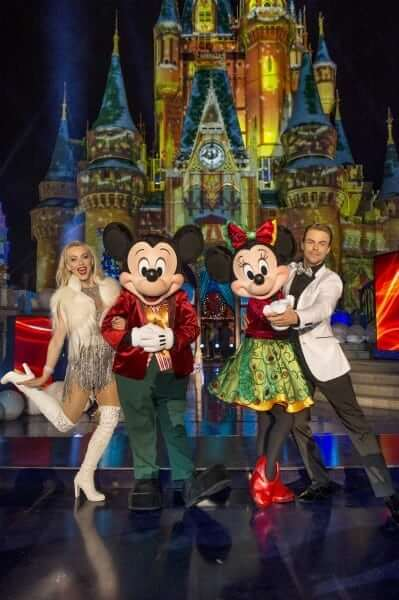 2016 Disney ABC Television Group Holiday Specials at Disney Parks