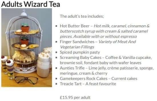 Adult Tea