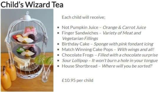 Child's Tea