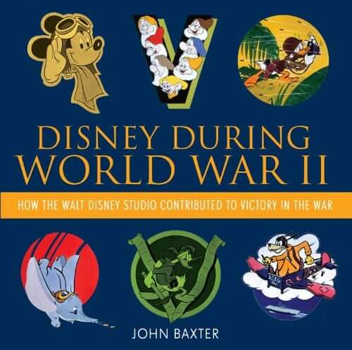 Disney WWII book