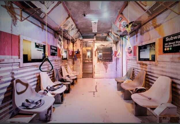 Ghostbusters Escape Room Dc