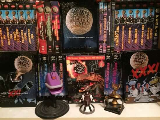 My current MST3K collection