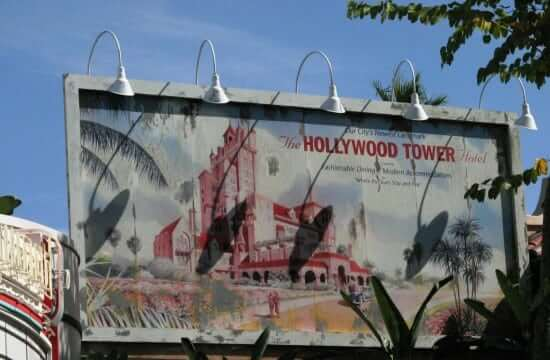HTH billboard