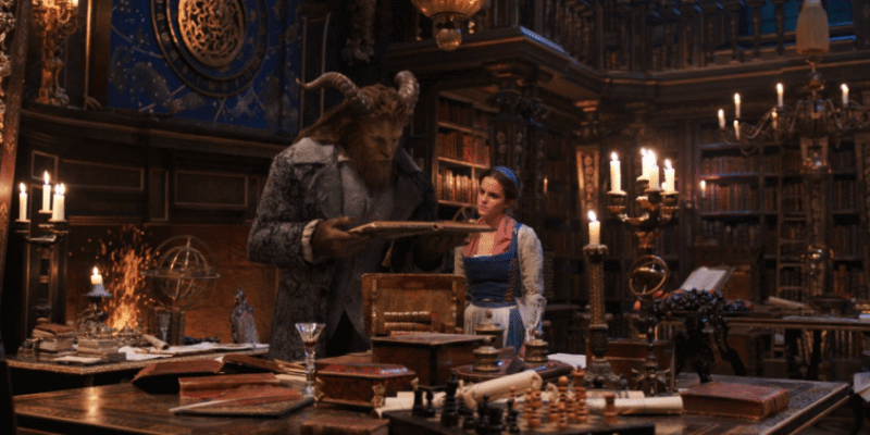 Beauty And The Beast Dan Stevens Physically Challenged By Role As