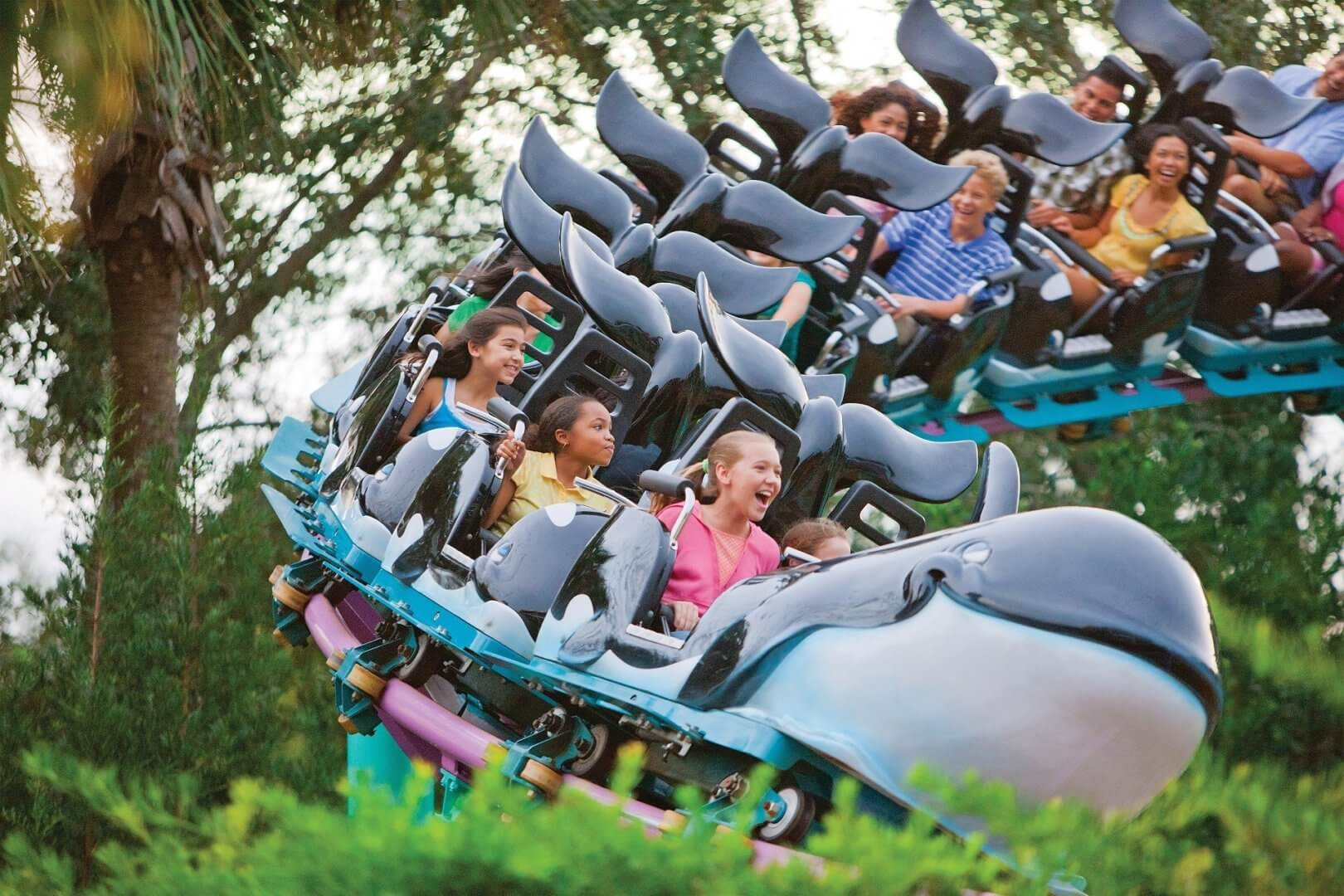 Free Adventure Island Admission With Busch Gardens Fun
