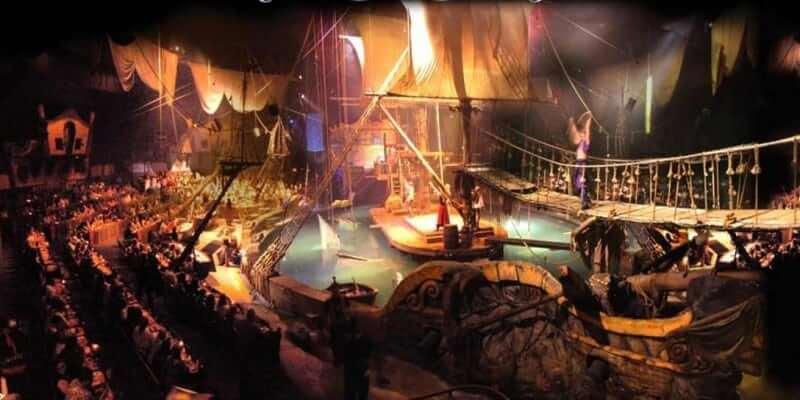 Pirate Show At Treasure Island Times