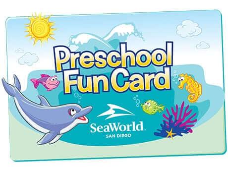 preschool fun card