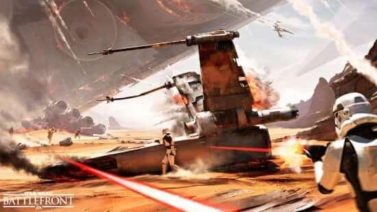 Image Copyright DICE / Lucasfilm