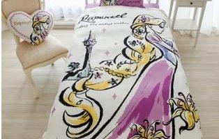 Rapunzel Bed