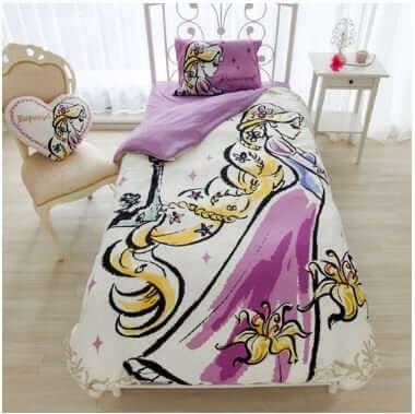 New Disney Princess Bed Sets Featuring Ariel Cinderella