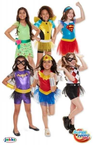 DC Super Hero Girls Everyday Dress Up