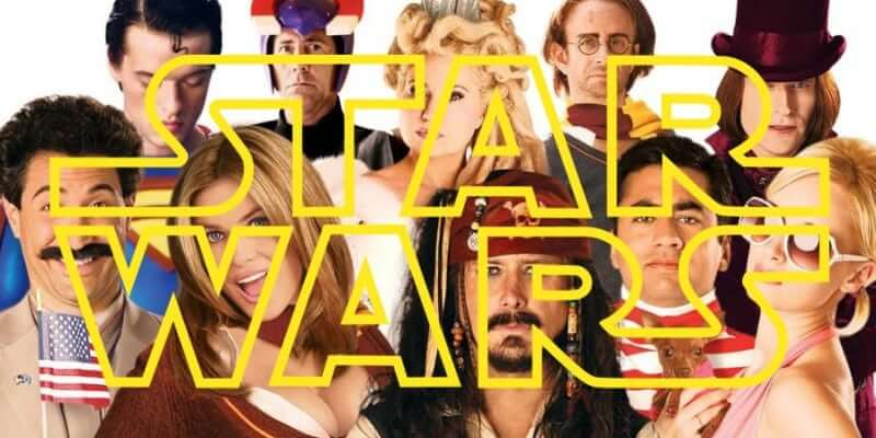 Scary Movie screenwriters shooting Star Wars spoof for release this year