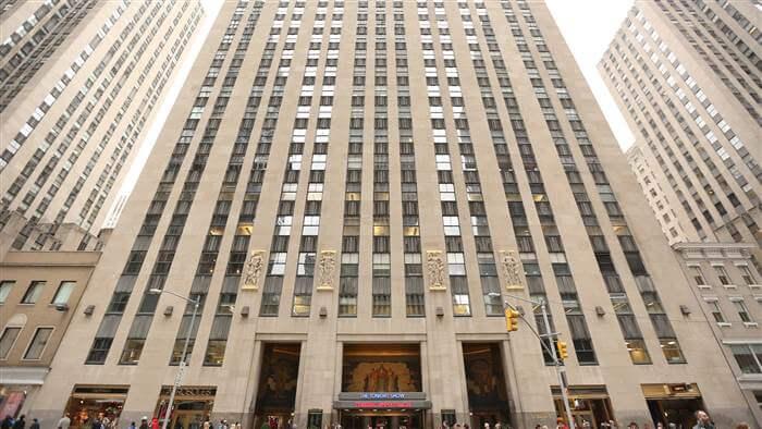 30 Rockefeller Buiding