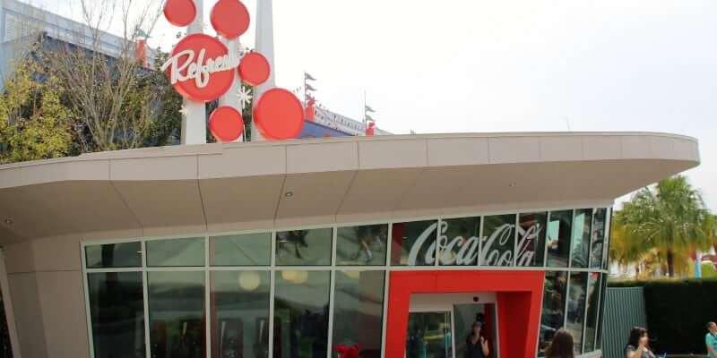 new coca-cola station