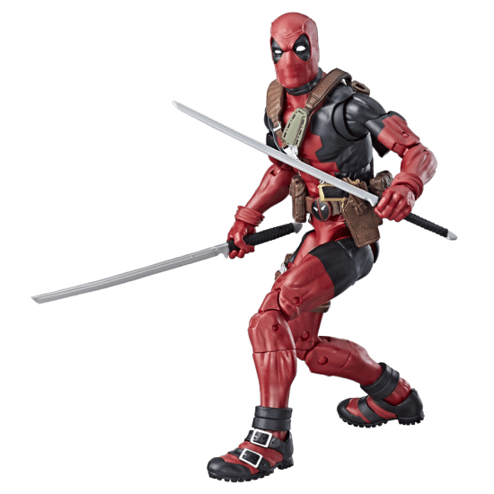 MARVEL LEGENDS SERIES 12-INCH Figures - Deadpool (1)