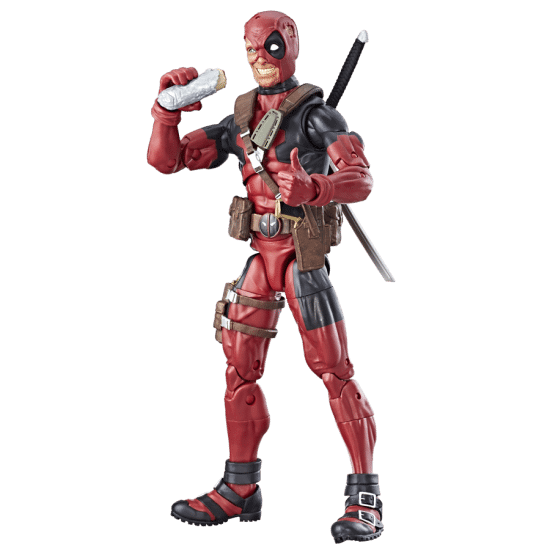 MARVEL LEGENDS SERIES 12-INCH Figures - Deadpool (3)