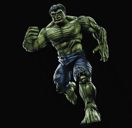 MARVEL LEGENDS SERIES 12-INCH Figures - Hulk (1)