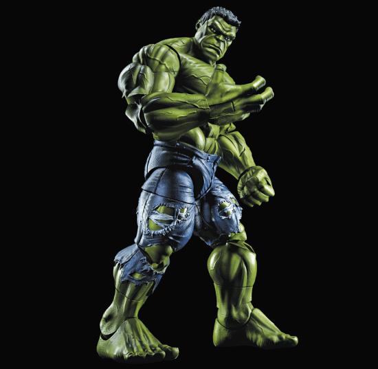 MARVEL LEGENDS SERIES 12-INCH Figures - Hulk (2)