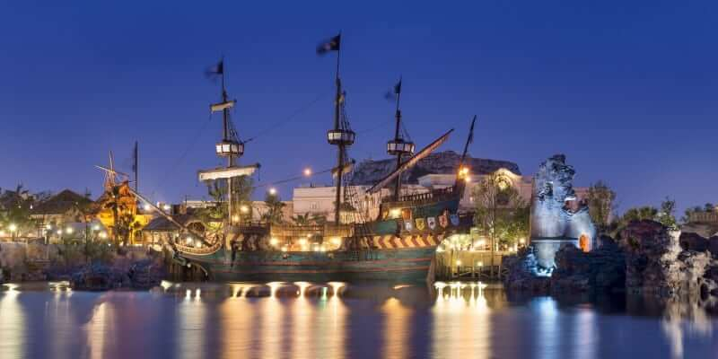 Pirates of the Caribbean Battle for the Sunken Treasure