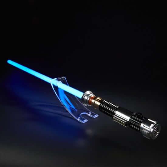 STAR WARS THE BLACK SERIES FORCE FX LIGHTSABER Assortment - Obi-Wan Kenobi (1)