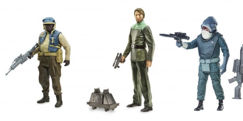 Star Wars Toys 2017 : Photos new quot rogue one and rebels star wars toys