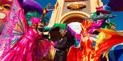 Universal Mardi Gras 2017