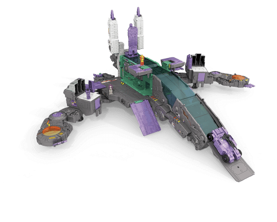 TRYPTICON City Mode 2