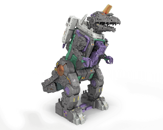 TRYPTICON Dino Mode