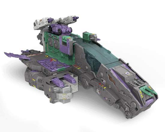 TRYPTICON Spaceship Mode