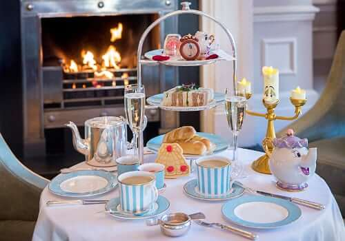 A Quot Beauty And The Beast Quot Afternoon Tea Service To Be