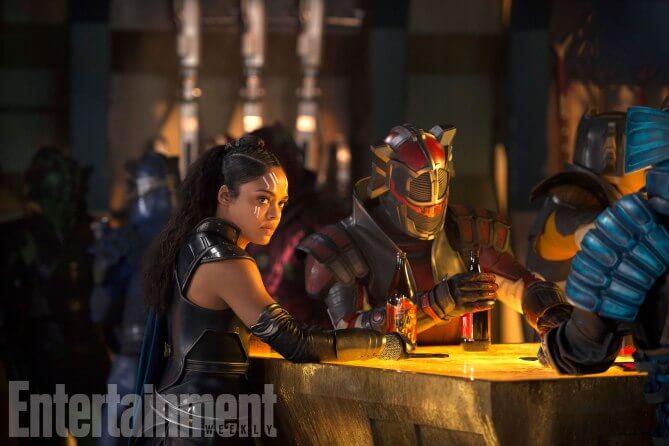 Thor: Ragnarok (2017) Valkyrie (Tessa Thompson)