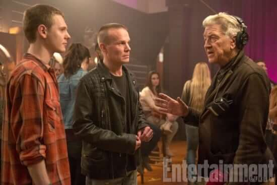 Twin Peaks Season 1 Air Date: 2017 Jake Wardle, James Marshall and David Lynch BTS