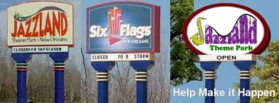 Six Flags New Orleans / Jazzland