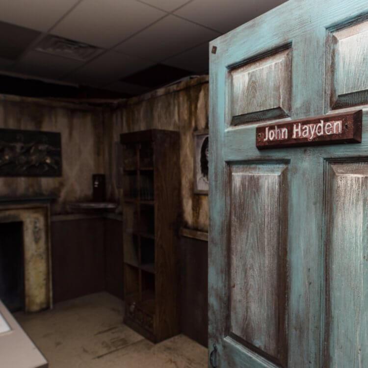Haunted Scarehouse Escape Rooms