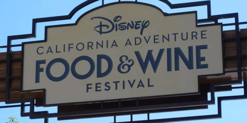 Image result for disneyland food and wine festival