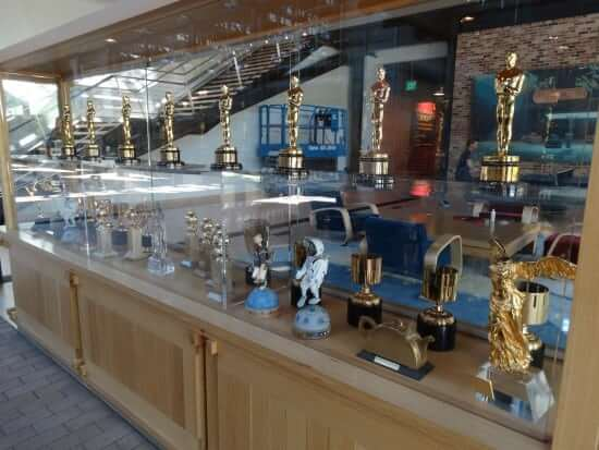 A collection of awards won by Pixar Animation Studios over the years.