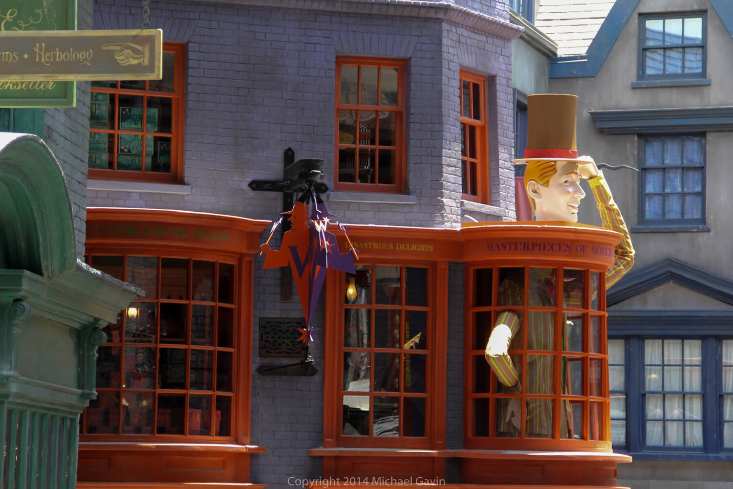 Weasleys Wizard Wheezes Universal Find the perfect April...