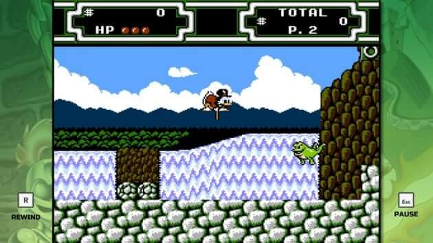'The Disney Afternoon Collection' Is Reviving Six Classic NES Games