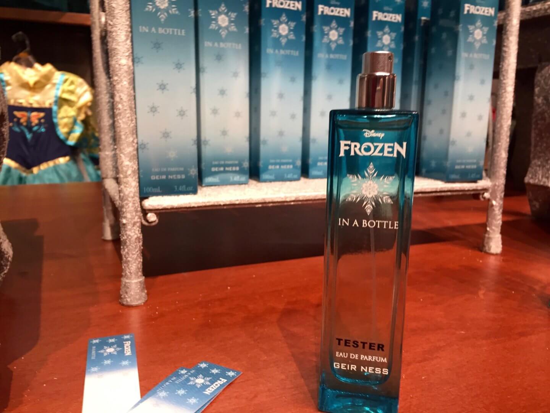 Frozen in a Bottle