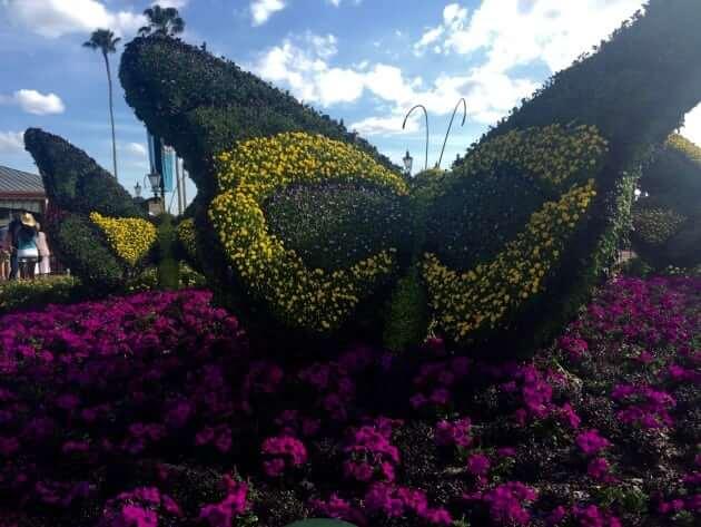 Butterflies (Showcase Plaza)