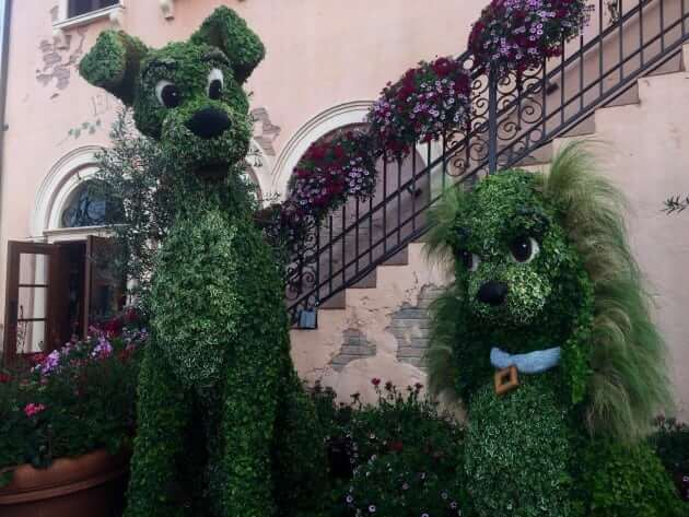 Lady and the Tramp (Italy)