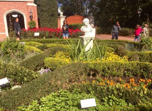 Shakespeare Garden (United Kingdom)