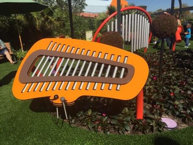 Music Garden Melodies (Near Imagination!)