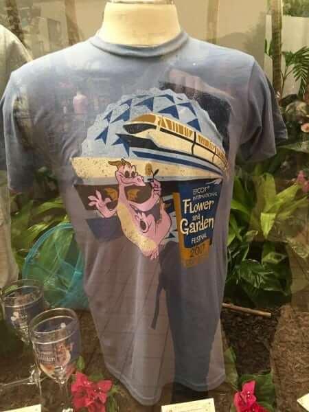 Men's Passholder T-Shirt (The Festival Center)