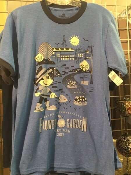 Men's Festival Logo T-Shirt (The Festival Center)