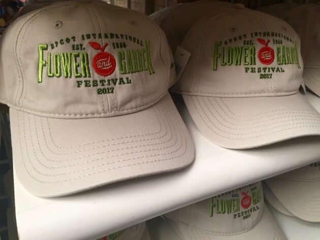 Citrus Baseball Caps (The Festival Center)