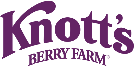Knott's Berry Farm Purple Logo