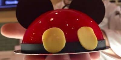 Amorett'e Patisserie Mickey Dome