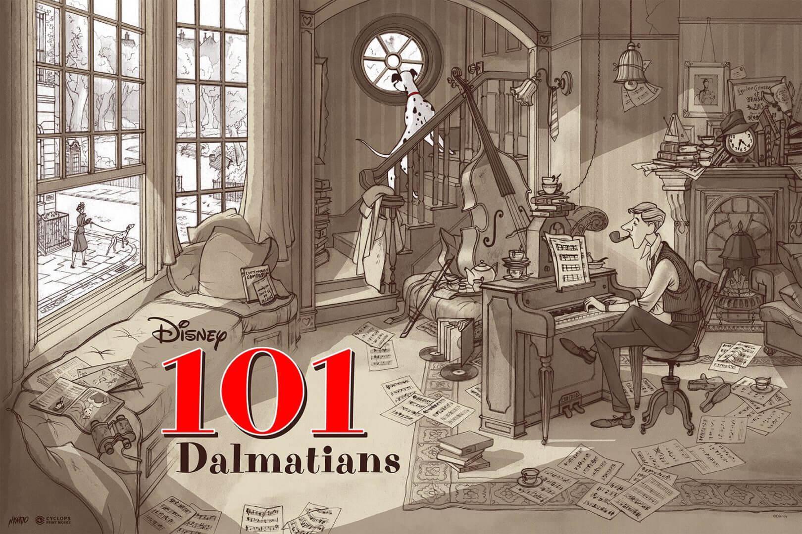 Mondo 101 Dalmations
