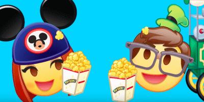 Disney Emoji Video
